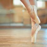 バレエ教室のホームページ制作